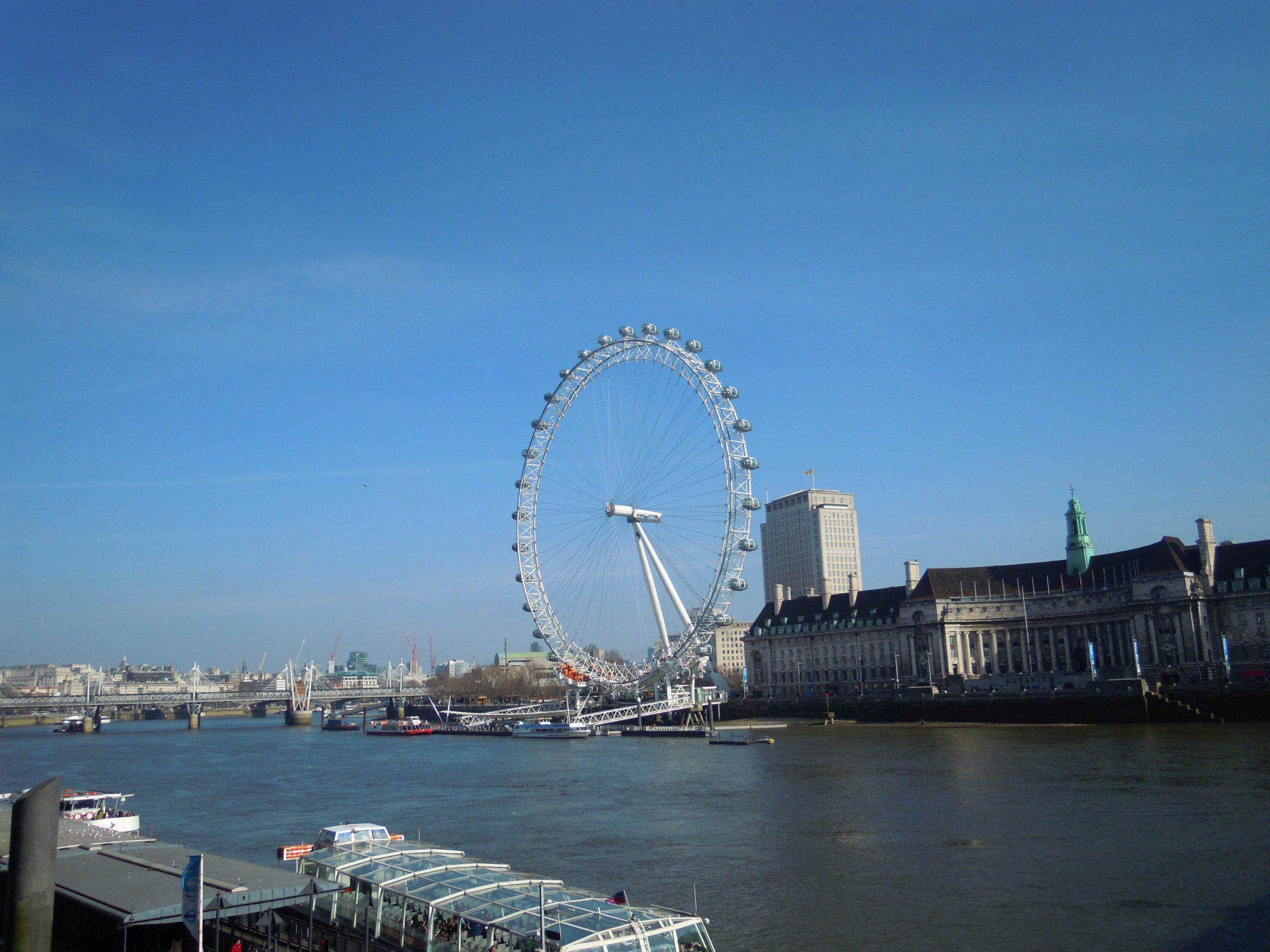 London Eye, ruota panoramica di Londra
